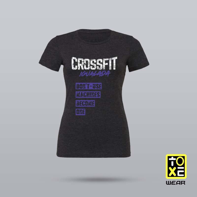 Camiseta CrossFit Igualada