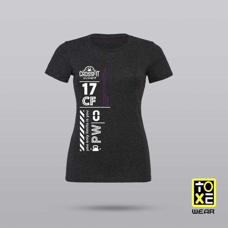 Camiseta CrossFit Igualada 2017