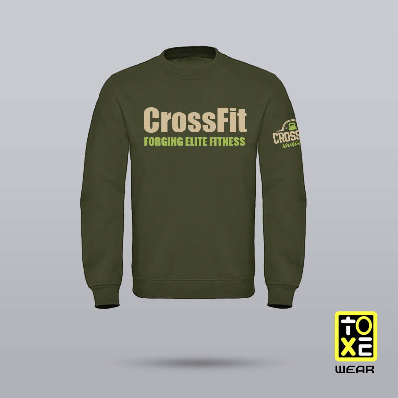 Sudadera CrossFit Igualada 2019